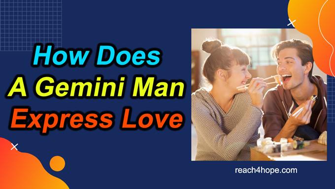 a glimpse into gemini man characteristics in love